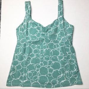 Carve Design Bra Shelf Tank Top M